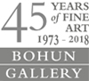 40 years of Fine Art 1973 - 2013: Bohun Gallery