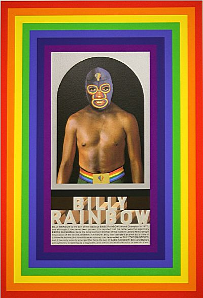 Billy Rainbow 83/175 | Peter Blake