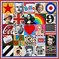 Some of the Sources of Pop Art VII | Peter Blake