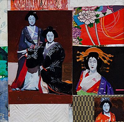 Kabuki Notes | George Donald