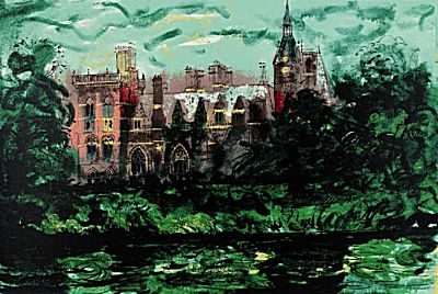 Kelham Hall 47/75 | John Piper