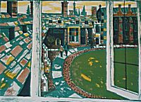 Corpus College  (Cambridge Suite) | Julian Trevelyan