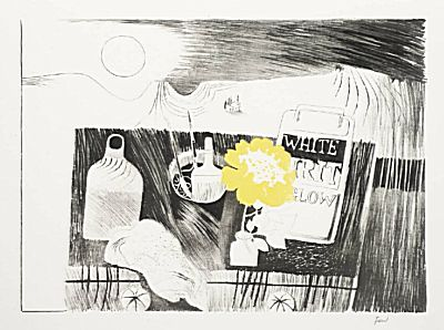 The Etching Table | Mary Fedden