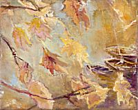 Autumn on the River | June Redfern