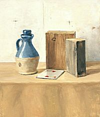 Card and Cruet | Eric Rimmington