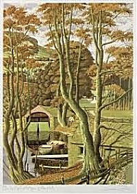 In the Footsteps of the Poets 39/150 | Simon Palmer