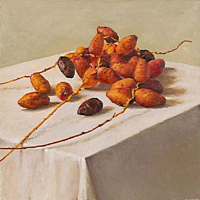 Dates on Plain Cloth | Eric Rimmington