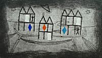 Portsmouth Point (Late Dream City Series) | Julian Trevelyan