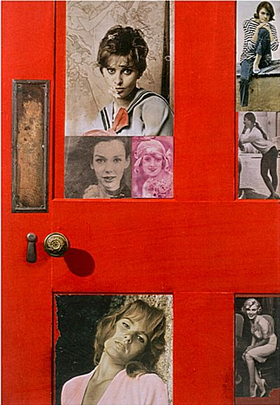 Girly Door 95/175 | Peter Blake