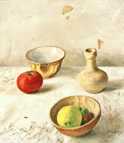 Gourd and Lemon | Eric Rimmington