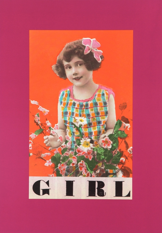 G is for Girl | Peter Blake